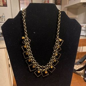 Womens paparazzi necklace and earrings set